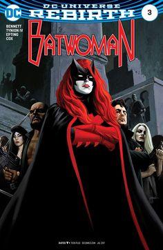 Batwoman (2017) Issue #3