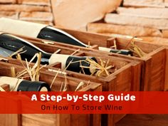 How to Store Wine: A Step by Step Guide We give a step by step guide on how to preserve your treasured wines. Keep your wines in excellent condition with our big guide to wine storage! Basement Bar Designs, Basement Ideas, Home Wine Cellars, Best Red Wine, Wine Rack Storage, Homemade Wine, Wine Guide, Wine Collection, Wine Making