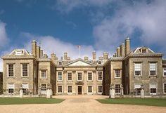 Althorp House. Spencer family home & burial place of Princess Diana. (July 1998 & 1999)