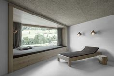 Photo 6 of 9 in A Dramatic Hotel in Northern Italy Is a Hiker's Refuge - Dwell
