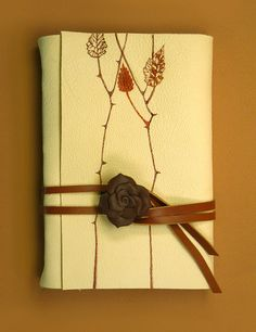 I really just want a cool leather journal and this one is just so pretty