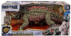 Rampage The Movie Big City Brawl Subject Lizzie Join the action as these mutated all-powerful creatures fight for survival tearing and crashing through cities against the continuous onslaught of oppositional forces! Rampage Movie, Fnaf Foxy Plush, Jurassic World Indominus Rex, Jurassic Park, Pokemon Birthday, Dinosaur Birthday, Marvel Room, Godzilla Wallpaper, Cartoons