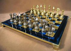 Colorful chess.