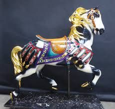 carousel horses - Google Search