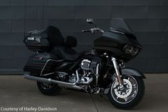 2016 Harley-Davidson The Road Glide Ultra didn't just make a return to production in 2016, it's offered as a CVO model as well.