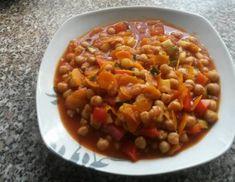 Marokkanischer Kichererbseneintopf - Rezept - ichkoche.at