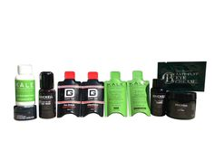 Dapper & Done | Starter Kit for Men with No Facial Hair – Dapper & Done | Men's Grooming Products Solved.