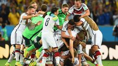 Germany 1-0 Argentina (Gotze 113'), #WorldCup Final, Brazil 2014, Estadio do Maracana, Rio de Janeiro - http://fifa.to/1myuw0g