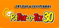 After I loaded yesterday with worth of regular load, I received a text notification message from Talk N Text (TNT) Telecom which is.