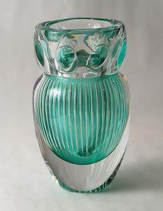 Ingeborg Lundin for Orrefors Crystal Design, Glass Design, Design Art, Glass Ceramic, Ceramic Pottery, Different Kinds Of Art, Sandblasted Glass, Ceramic Artists, Porcelain Ceramics