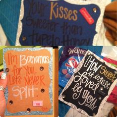 And More home made cards Country Boy Gifts, Country Boys, Just Girly Things, Cards Diy, Babe, Boyfriend, Craft Ideas, Homemade, Lifestyle