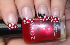 Gotta find some cute Disney nails for our trip in November.