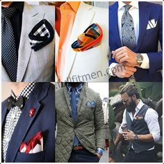 40 Pocket Squares For Men to Look More Gorgeous