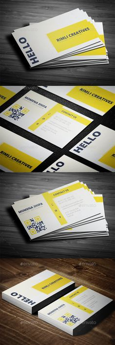 Hello There Business Card Creation Kit Cards And Templates