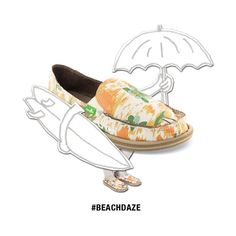 Keepin' those summer vibes alive in the Donna Holiday. #beachdaze | Shop #newsanuks www.sanuk.com/new