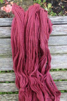 Lambs wool blend 3 skeins left by FibahForEwe on Etsy, $12.00