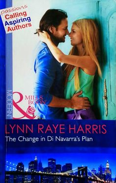 Passionate Book Reviews: BOOK REVIEW: The Change in Di Navarra's Plan by Lynn Raye Harris