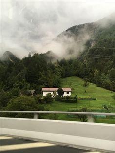 Alps....