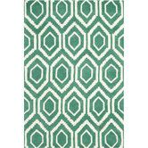 Found it at Wayfair - Chatham Teal Rug