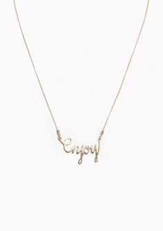& Other Stories   Enjoy Necklace