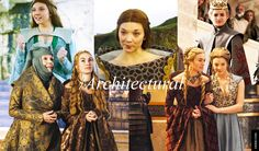 game of thrones costumes architectural