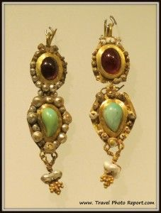 Ancient Colchis Jewelry in National Museum of Georgia, Tbilisi