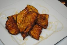 Eggplant Chips from Spain