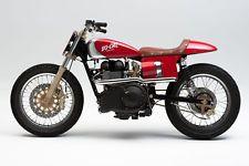 Triumph Bonneville Thruxton Scrambler Mule Motorcycles
