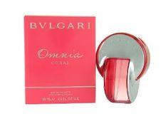 Amazon.com: Bvlgari Omnia Coral Eau De Toilette Spray for Women, 2.2 Ounce: Beauty