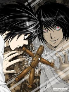 L And Beyond Birthday Death Note on Pinterest | Death Note, Death Note L and Death Note Near