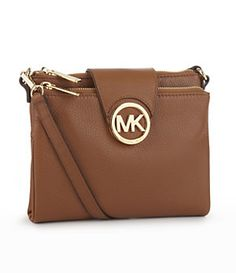 MICHAEL Michael Kors Fulton Cross-Body - Possible 'baby purse' to carry with diaper bag?