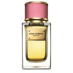Dolce & Gabbana Parfums Velvet Rose (EDP, 50ml - 150ml) ($240) ❤ liked on Polyvore featuring beauty products, fragrance, eau de parfum perfume, rosebud perfume, rose fragrance, dolce&gabbana and edp perfume