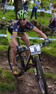 Norwegian - Gunn-Rita Dahle-Flesja (Photo by Professional Women, Mountain Biking, Athlete, Cycling, Bicycle, Bikers, Sport, Board, Biking