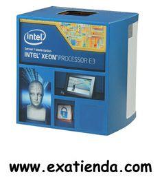 Ya disponible Cpu Intel s 1150 xeon e3 1220v3 3.1ghz box           (por sólo 219.95 € IVA incluído):   - Socket soportado: LGA1150 -Cache:8MB -Numero de nucleos:4 -Conjunto de instrucciones: 64-bit -Velocidad de Reloj: 3.1 GHz -Bus del Sistema:5 GT/s -Arquitectura: 22nm -Intel Graphics: (no especificado por el fabricante) -Formato: BOX  Garantía de 24 meses.  http://www.exabyteinformatica.com/tienda/1567-cpu-intel-s-1150-xeon-e3-1220v3-3-1ghz-box #intel #exabyteinformati