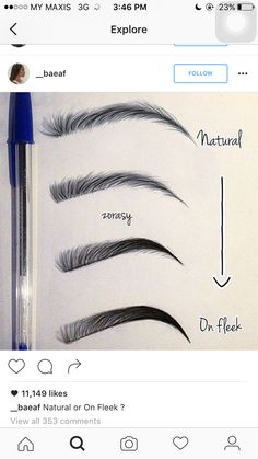 brow's game - Nicis lifestyle - Augenbrauen How to Read Music - Erika Santiago Pencil Art, Pencil Drawings, Art Drawings, Drawing Techniques, Drawing Tips, Drawing Games, Drawing Drawing, Drawing Hair, Makeup Techniques
