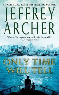 Jeffery Archer : Only time will tell ebook - on Kindle/Nook/Ipad