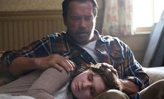Arnold Schwarzenegger protects his zombie daughter in first Maggie trailer