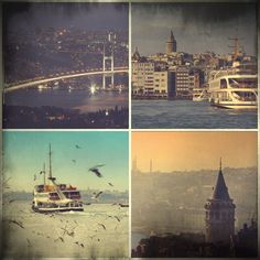 my lovely and lonely İstanbul