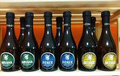 Le #birre #artigianali del #Birrificio dell' #Aspide le trovate presso il nostro negozio!