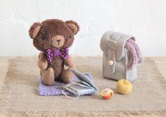 Animal Plush  Toy by IrinaMargarita