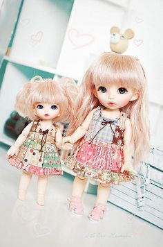 God, Pukifee are the sweetest damn things. The Ante sisters o^_^o