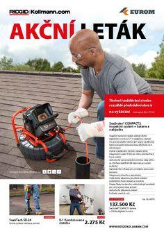 EUROM AKCE & RIDGID Essential AKCE 2016 - EUROM - Výrobky vysoké kvality a na vývoj strojû pro tlakové cištení