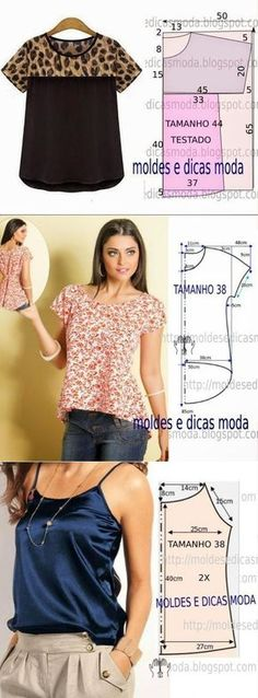 Amazing Sewing Patterns Clone Your Clothes Ideas. Enchanting Sewing Patterns Clone Your Clothes Ideas. Sewing Dress, Dress Sewing Patterns, Blouse Patterns, Sewing Patterns Free, Clothing Patterns, Free Pattern, Fashion Sewing, Diy Fashion, Fashion Outfits
