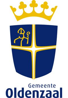 Dit is het officiële logo/schild van de Gemeente Oldenzaal.