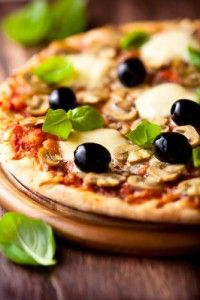 Pizzas endorsed by the Heart Foundation for #healthy eating