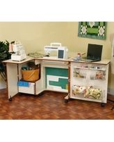 Kangaroo Kabinets Wallaby Sewing Cabinet with Free Chair