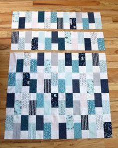 Bricks Baby Quilt Tutorial (Diary of a Quilter) 2019 Bricks Baby Quilt Tutorial The post Bricks Baby Quilt Tutorial (Diary of a Quilter) 2019 appeared first on Quilt Decor. Quilt Baby, Baby Clothes Quilt, Free Baby Quilt Patterns, Baby Quilt Tutorials, Block Patterns, Quilting Tutorials, Simple Quilt Pattern, Beginner Quilt Patterns, Owl Patterns