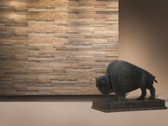 CUTTOFFS is an environmentally friendly manufacturer of wood walls and end grain flooring. End Grain Flooring, Wood Wall Design, Star Ceiling, Wood Panel Walls, Weathered Oak, Unique Wall Decor, Wall Cladding, Wall Patterns, Lion Sculpture