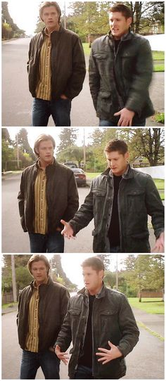 [gifset] God, is it on me? I feel like I've got the crazy ON me. 6x09 Clap Your Hands If You Believe... #SPN #Dean #Sam #SoullessSam