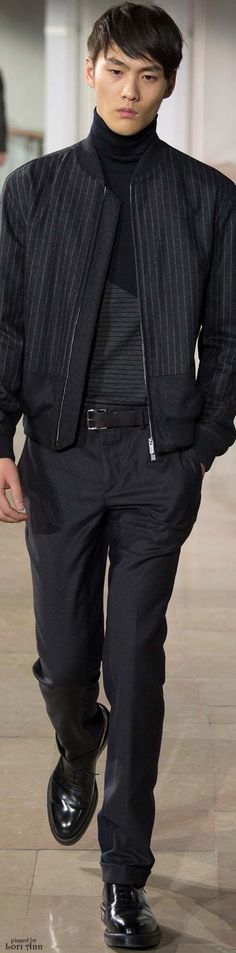 Hermès 2015 | Menswear | Men's Fashion | Men's Outfit for Fall/Winter | Smart Casual | Moda Masculina | Shop at designerclothingfans.com
